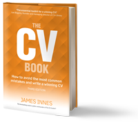 The CV Book by James Innes